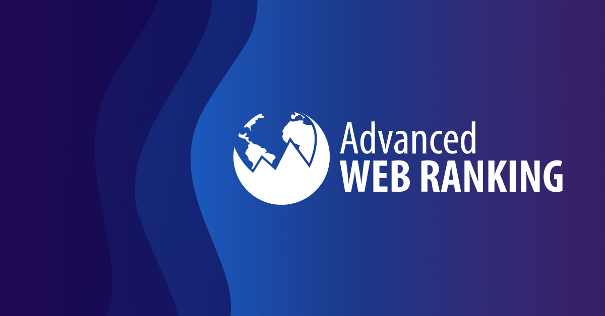 World's longest standing rank tracking tool - Advanced Web Ranking